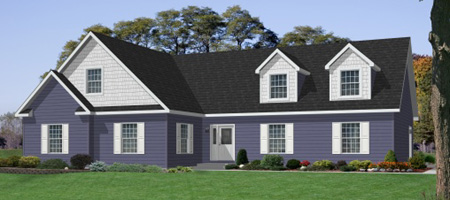 Pennwest homes pennflex ii series modular home floor plans for Custom modular homes washington